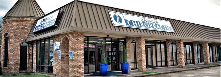 Chiropractic Webster TX Office Building